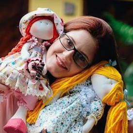 Ana Flavia Gardim bonecas