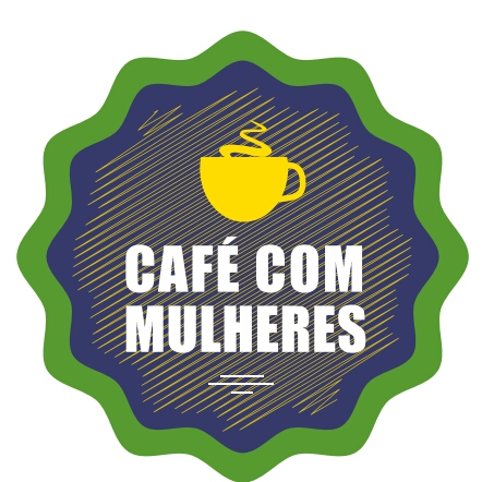 logo cafe com mulheres