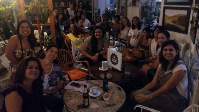 café com mulheres outubro 2017