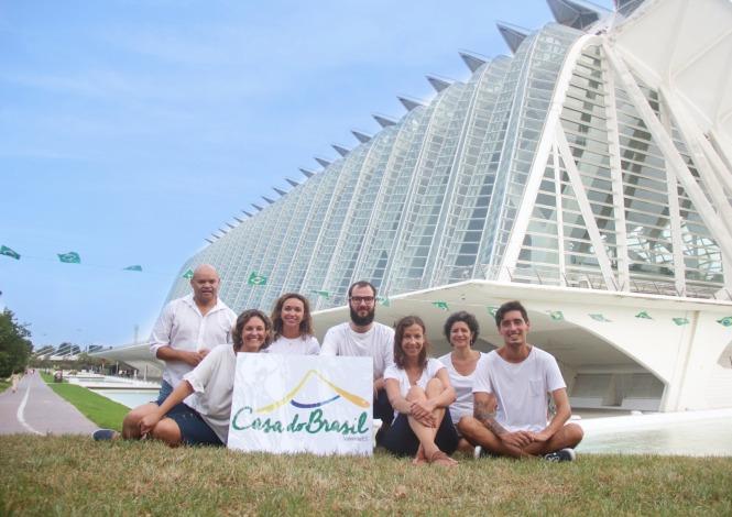 Casa do Brasil Valencia voluntarios