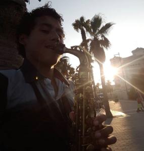ednaldo santos saxofone